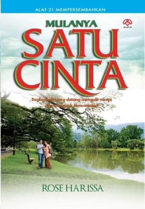 Mulanya Satu Cinta by Rose Harissa from KARANGKRAF MALL SDN BHD in Romance category