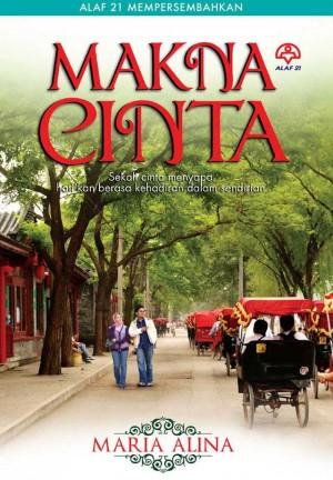 Makna Cinta by Maria Alina from KARANGKRAF MALL SDN BHD in Romance category