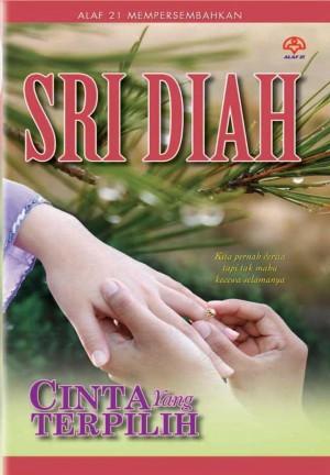 Cinta Yang Terpilih by Sri Diah from KARANGKRAF MALL SDN BHD in Romance category