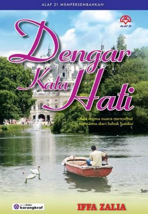 Dengar Kata Hati by Iffa Zalia from KARANGKRAF MALL SDN BHD in Romance category