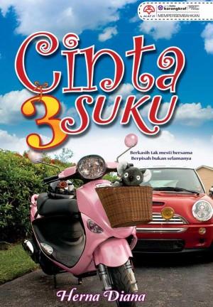 Cinta Tiga Suku by Herna Diana from KARANGKRAF MALL SDN BHD in Romance category