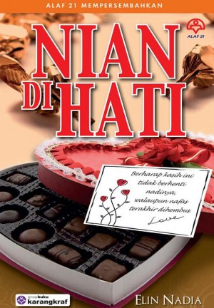 Nian Di Hati by Elin Nadia from KARANGKRAF MALL SDN BHD in General Novel category