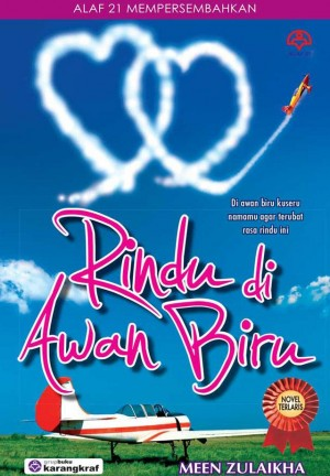 Rindu Di Awan Biru by Meen Zulaikha from KARANGKRAF MALL SDN BHD in Romance category