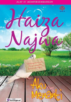 Aku Yang Menanti by Haiza Najwa from KARANGKRAF MALL SDN BHD in Romance category