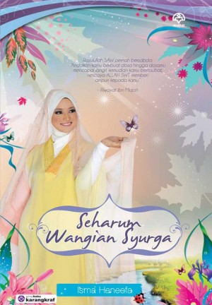 Seharum Wangian Syurga by Isma Haneefa from KARANGKRAF MALL SDN BHD in Romance category