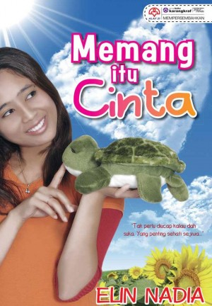 Memang Itu Cinta by Elin Nadia from KARANGKRAF MALL SDN BHD in General Novel category