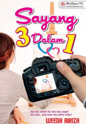 Sayang 3 Dalam 1 by Weeda Airiza from  in  category
