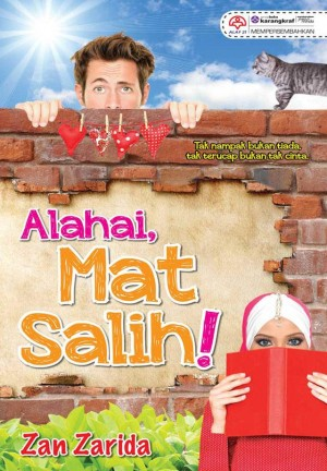 Alahai, Mat Salih! by Zan Zarida from KARANGKRAF MALL SDN BHD in Romance category