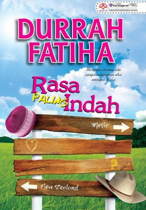 Rasa Paling Indah by Durrah Fatiha from KARANGKRAF MALL SDN BHD in Romance category
