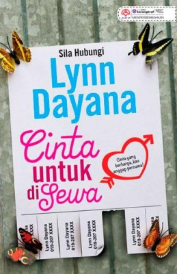 Cinta Untuk Disewa by Lynn Dayana from  in  category