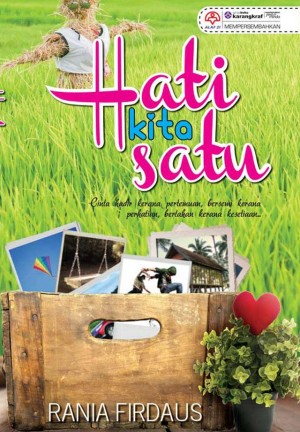 Hati Kita Satu by Rania Firdaus from  in  category