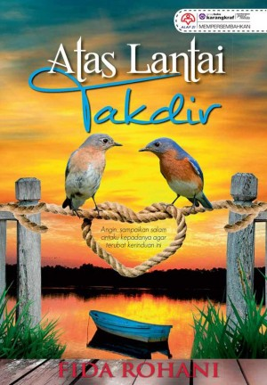 Atas Lantai Takdir by Fida Rohani from KARANGKRAF MALL SDN BHD in Romance category