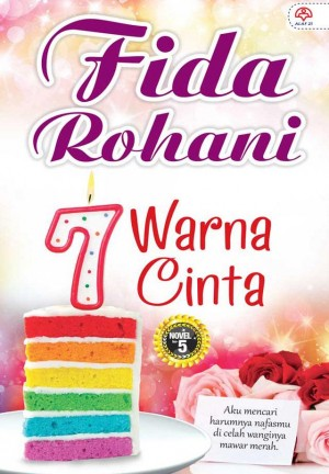7 Warna Cinta by Fida Rohani from  in  category