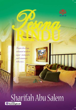 Pesona Rindu by Sharifah Abu Salem from KARANGKRAF MALL SDN BHD in Romance category