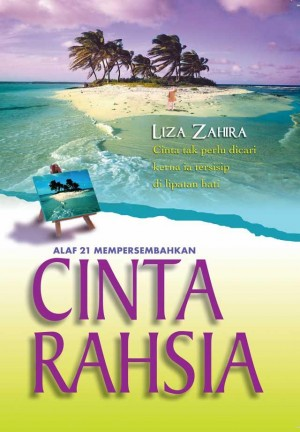 Cinta Rahsia by Liza Zahira from  in  category