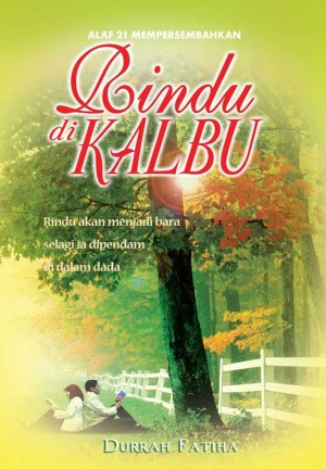 Rindu Di Kalbu by Durrah Fatiha from KARANGKRAF MALL SDN BHD in General Novel category
