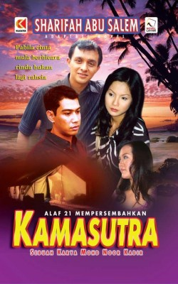 Kamasutra by Sharifah Abu Salem from KARANGKRAF MALL SDN BHD in General Novel category