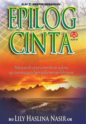 Epilog Cinta by Lily Haslina Nasir from KARANGKRAF MALL SDN BHD in General Novel category
