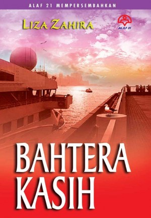 Bahtera Kasih by Liza Zahira from KARANGKRAF MALL SDN BHD in Romance category