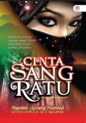 Cinta Sang Ratu by Ramlee Awang Murshid from KARANGKRAF MALL SDN BHD in True Crime category
