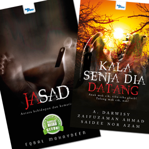 Kala Senja Dia Datang, Jasad by A. Darwisy, Zaifuzaman Ahmad, Saidee Nor Azam & Eqbal Mohaydeen from KARANGKRAF MALL SDN BHD in True Crime category