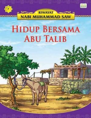 Hidup Bersama Abu Talib by Sulaiman Zakaria from Kualiti Books Sdn Bhd in Islam category