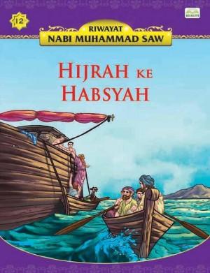 Hijrah Ke Habsyah by Sulaiman Zakaria from Kualiti Books Sdn Bhd in Islam category