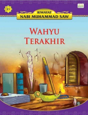 Wahyu Terakhir by Sulaiman Zakaria from Kualiti Books Sdn Bhd in Islam category
