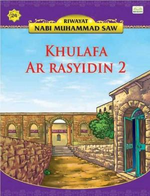 Khulafa Ar Rasyidin 2 by Sulaiman Zakaria from Kualiti Books Sdn Bhd in Islam category