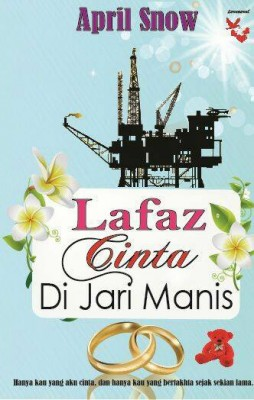 Lafaz Cinta di Jari Manis by April Snow from Lovenovel Enterprise in Romance category