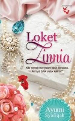 Loket Zinnia by Ayumi Syafiqah from Lovenovel Enterprise in Romance category