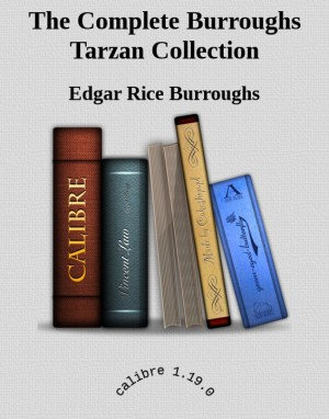 The Complete Burroughs Tarzan Collection (Illustrated) by Edgar Rice Burroughs from Michael Hamilton in Classics category