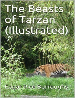 The Beasts of Tarzan (Illustrated) by Edgar Rice Burroughs from Michael Hamilton in Classics category