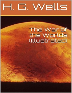 The War of The Worlds (Illustrated) by H.G. Wells from Michael Hamilton in Classics category