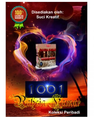 1001 Rahsia kamar by Suci Kreatif from  in  category