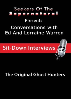 Conversations with Ed and Lorraine Warren by Taffy Sealyham from OmniMedia Publishing LLC in Religion category