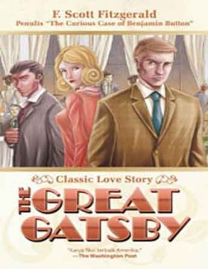 The Great Gatsby by F. Scott Fitzgerald from PT Serambi Ilmu Semesta in General Novel category