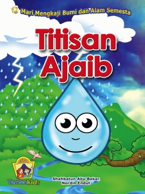 Titisan Ajaib by Shahbatun Abu Bakar, Nordin Endut from Pustaka Yamien Sdn Bhd in Science category