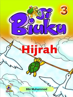 Hijrah by Bibi Mariam Muhammad from Pustaka Yamien Sdn Bhd in Children category