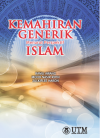 Kemahiran Generik Menurut Perspektif ISLAM