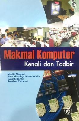 Makmal Komputer - Kenali dan Tadbir