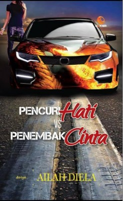 Pencuri Hati Vs Penembak Cinta by Ailah Diela from  in  category