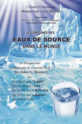 Les Origines Des Eaux De Source Dans Le Monde