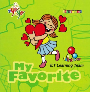 Serial Billy And Daisy My Favorite by Peni R. Pramono from Andi publisher in Children category