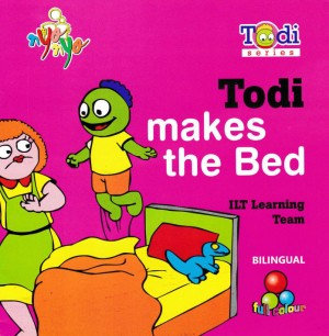 Serial Todi Todi Makes The Bed by Peni R. Pramono from Andi publisher in Children category