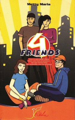 4 Friends by Metty Maria from  in  category