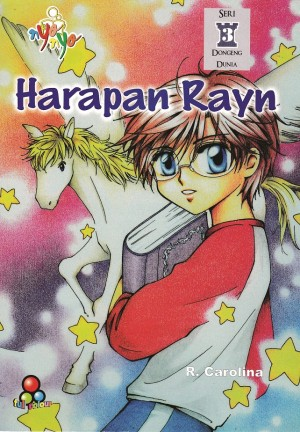 Harapan Rayn by Santosa Soewignjo from Andi publisher in Children category