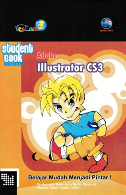 Student Book Series Adobe Illustrator CS3 by Madcoms from Andi publisher in Engineering & IT category