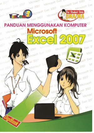 For Student Only SMA MA, Panduan Menggunakan Komputer Microsoft Word 2007 by Digibook from Andi publisher in Engineering & IT category