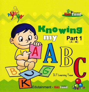 Serial Edutainment Knowing My ABC Part 1 A-M